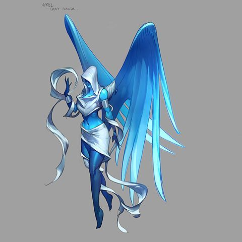 Image Result For Hots Auriel Spirit Healer Healer Image Cosplay Auriel stores 25% of damage taken by allies with bestow hope. hots auriel spirit healer healer