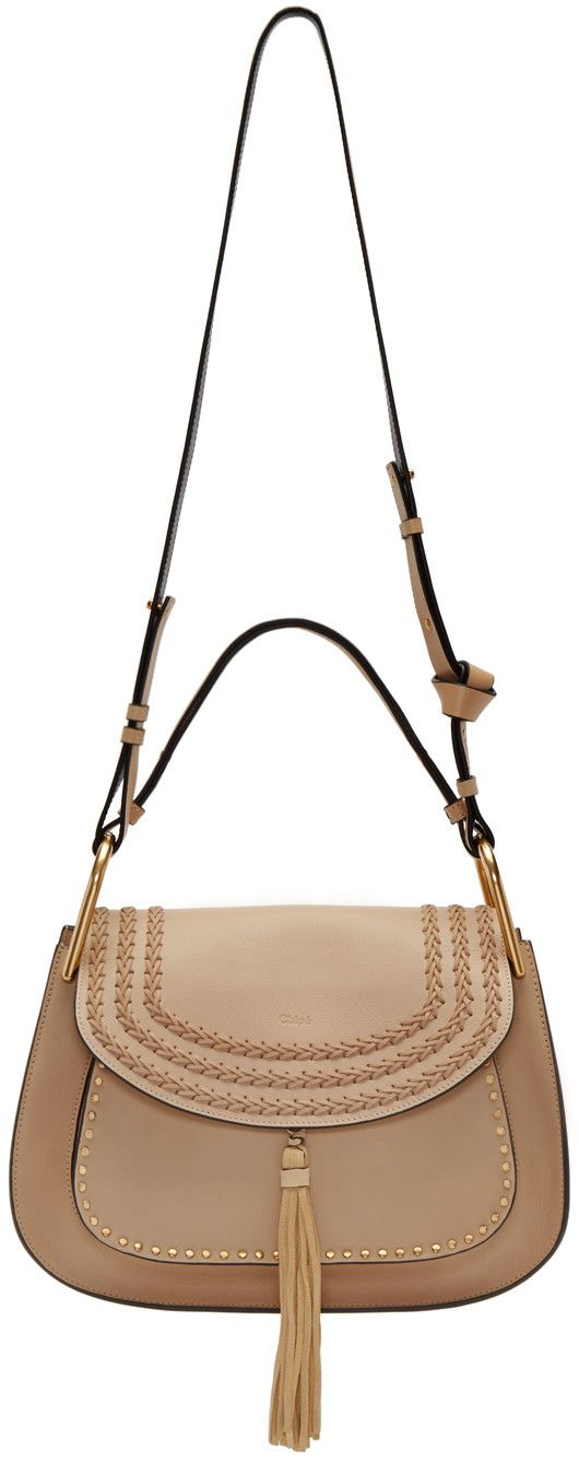 Chloe Shoulder Bag for Women On Sale in Outlet, Pearl Grey