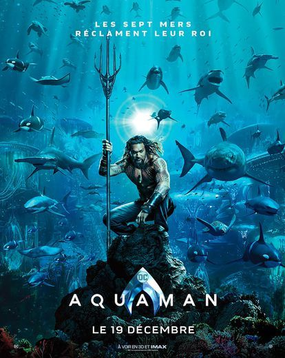 Epingle Par Kitty Remanjon Letayf Sur Movies Aquaman Films Complets Jason Momoa Aquaman