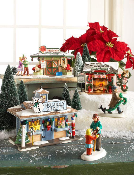 Department 56 Original Snow Village Series