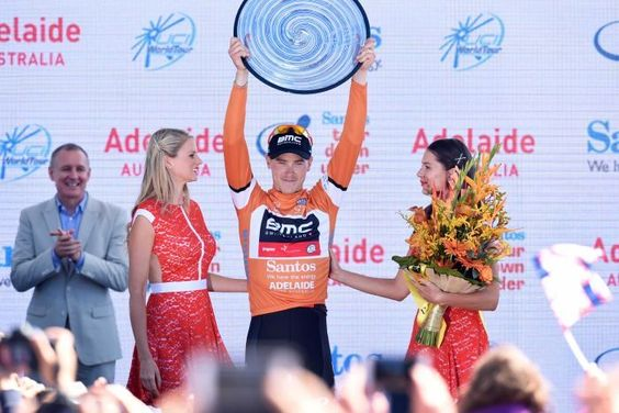 Tour Down Under 2015 Winner: Rohan Dennis  #TDU #TDU2015 #CyclingLocations #KeepRiding