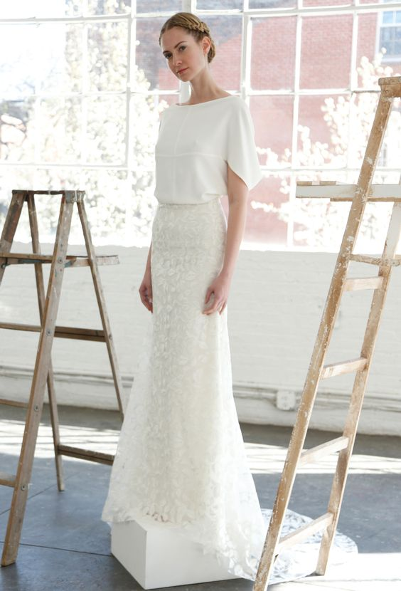 Lela Rose Bridal Spring 2017 { Wedding Dresses 2017 }