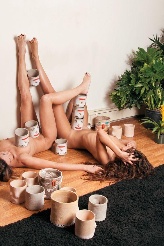 Naked Pot 61
