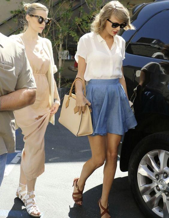 Le look de Taylor Swift en moins cher >>