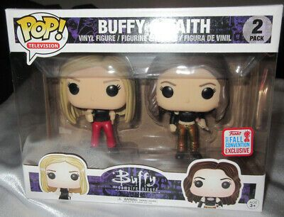 New Buffy Faith Funko Pop 2017 Fall Convention Exclusive 2 Vampire Slayers Afflink Contains Affiliate Links When You Click On Vampire Slayer Slayer Buffy