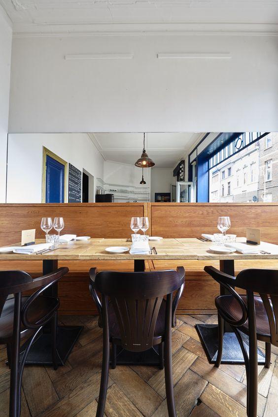 Bij Sail & Anchor in Antwerpen proef je de Britse keuken op z'n best. Geen vette troep, wel verfijnde comfort food in een hip, Brits jasje.