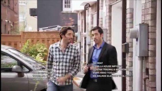 Os apresentadores de Irmãos à Obra ajudam casais a encontrar, comprar e transformar construções caindo aos pedaços em casas dos sonhos. episodio= VINCENT & H...