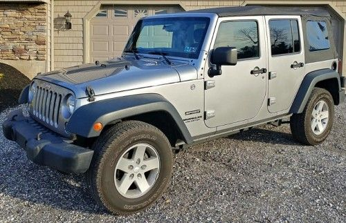 For Sale By Owner In Wellsville Pa Year 2014 Make Jeep Model Wrangler Unlimited Jeep Wrangler For Sale Wrangler Unlimited Sport Jeep Wrangler Unlimited