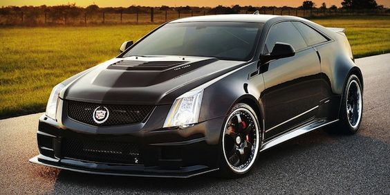 Hennessey-VR1200(Cadillac CTS-V) 7-liter Twin Turbo V8/6sp