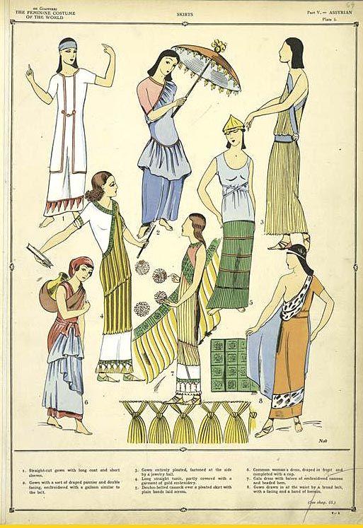 Assyrian: