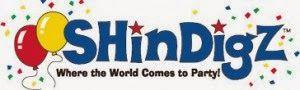 Win a $25 Shindigz Gift Certificate