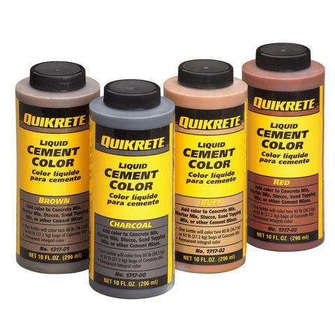 Quikrete Buff Cement Color Mix At Lowes Com Cement Color