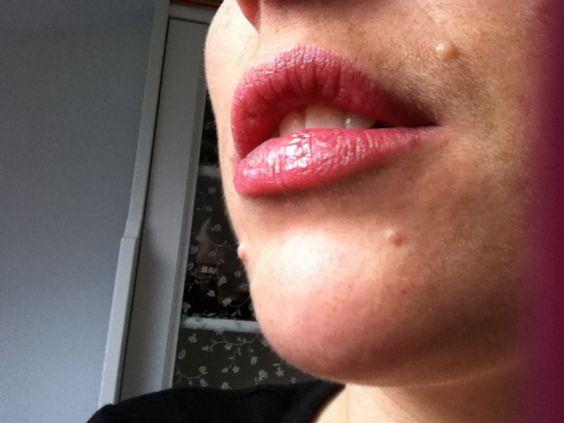 """Lipstick Gourmand """"Patin de Rubis"""" (#2118) http://www.eyeslipsface.fr/produit-beaute/lipstick-gourmand"""