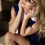 sequin and prada glasses