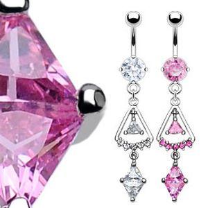 www.STYLZ.com - NAL8149 DIAMOND CUT BELLYRING, $12.95 (http://stores.stylz.com/nal8149-diamond-cut-bellyring/)