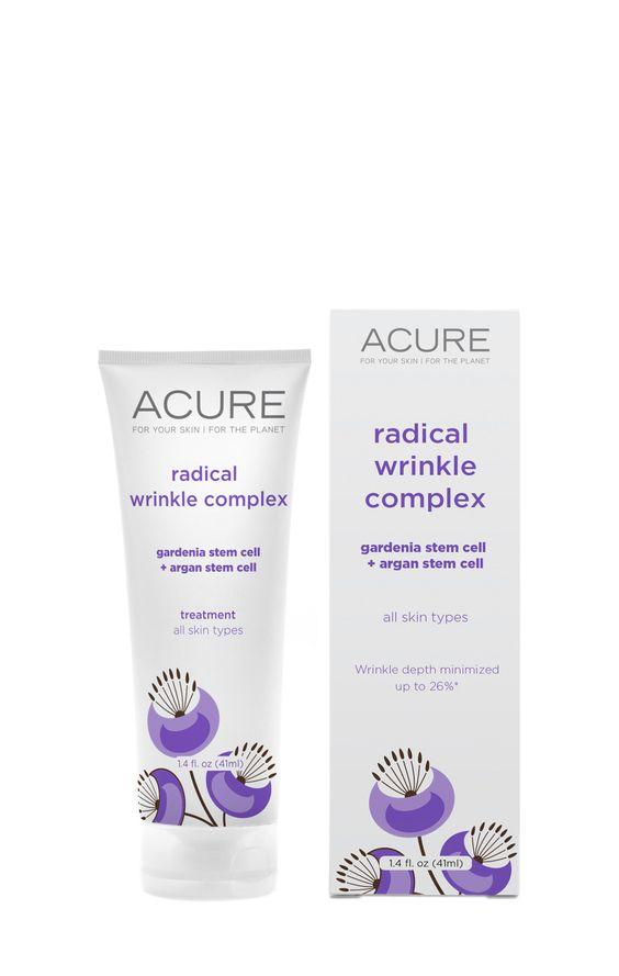 Radical Wrinkle Complex