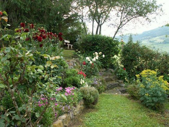 Jardines en desnivel buscar con google jardines en - Jardines en desnivel ...