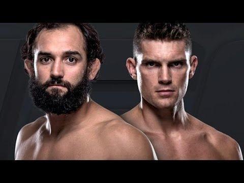 awesome Struggle Night time Las Vegas: Hendricks vs Thompson - Joe Rogan Preview
