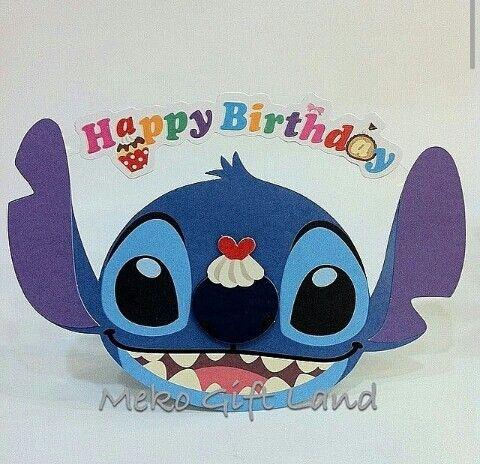 Stitch Happy Birthday Meme Wwwpicturessocom