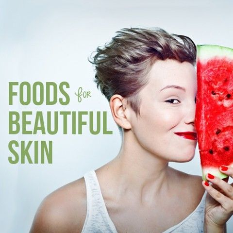 Foods for beautiful skin! Natures Body Butters are just that, chemical free, natural hand blended. Skin conditioners so good, you can see the difference. http://www.bareindulgence.NET