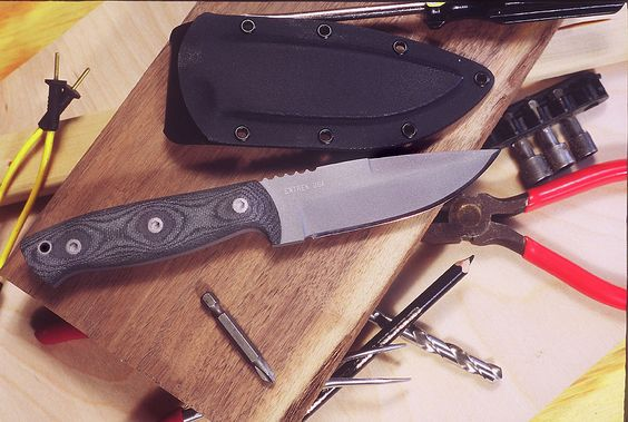 garage made knife - Google Search
