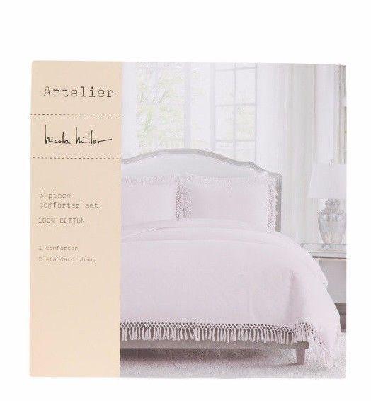Nicole Miller Artelier 3pc Lasden, Nicole Miller Artelier Bedding