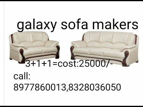 Sofa Sales In Hyderabad Sofa Sales 25 000 In Telangana 8977860013 Youtube Sofa Sale Sofa Art Deco Chair