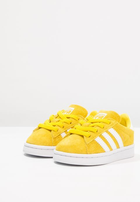 adidas campus niño amarilla