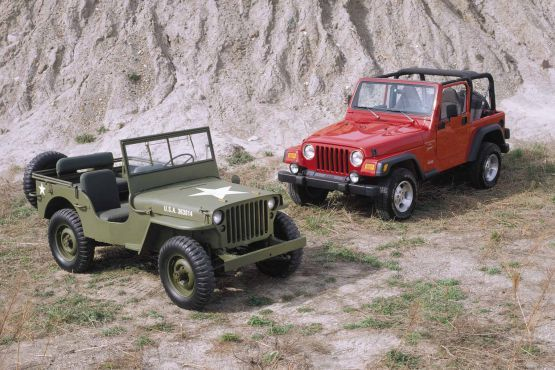 Generation Gap Ranking Each And Every Jeep Wrangler Willys Jeep