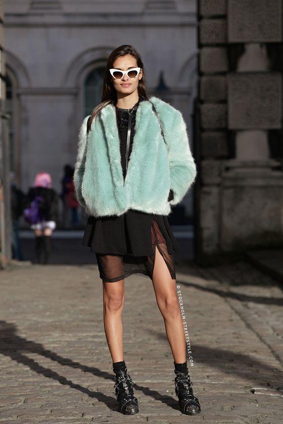 Gizele Oliveira (Stockholm Streetstyle):