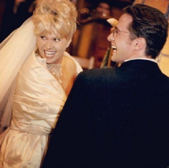 Deborra Lee Furness Wedding Hugh Jackman and Debor...