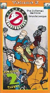 Extreme Ghostbusters (1997) Poster