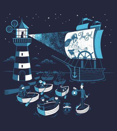Sea Nema - tee shirt
