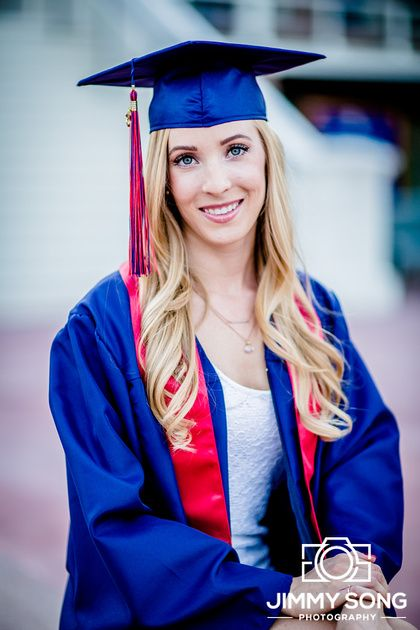 University of Arizona Senior Graduation Grad Photo Portraits Idea ...