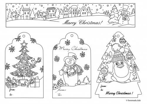 Free Printable Coloring Pages For S Inspirational. Printable Christmas  Bookmarks 04  Christmas Bookmark Templates