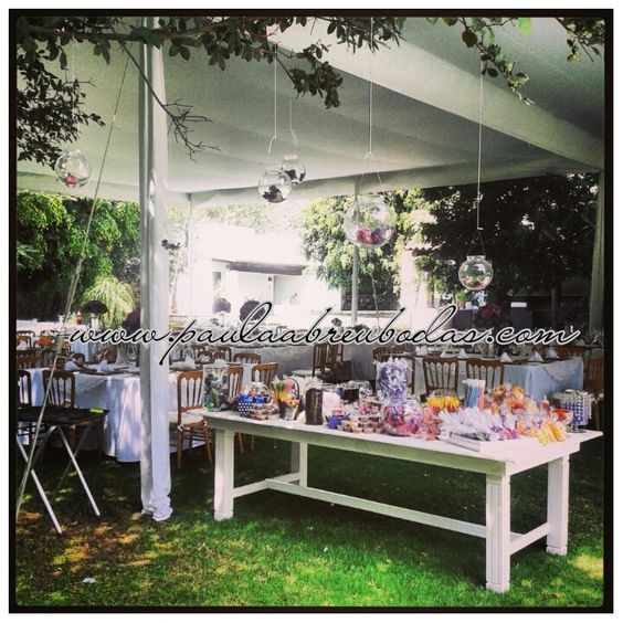 candy bar  Banquete: Casamento Festa Wedding Planner: Paula Abreu Weddings