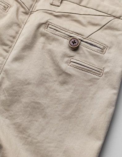 Pantalon Chino ZARA KIDS, 17,95 €