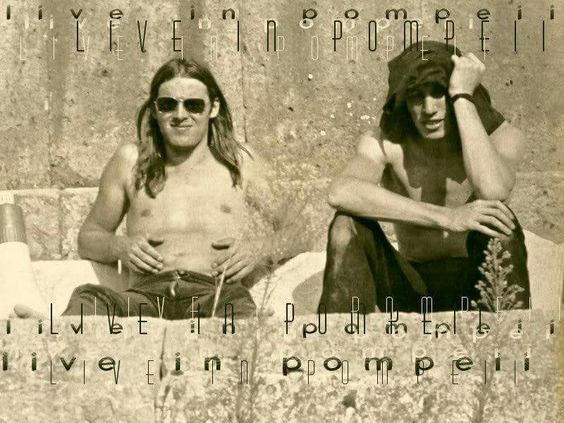 David Gilmour & Rodger Waters I Pink Floyd Live in Pompeii