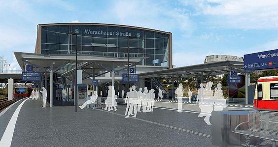 Zukuenftiger S-Bahnhof Warschauerstrasse (2017)