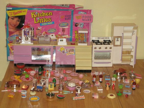 Kitchen Littles Food Mart
