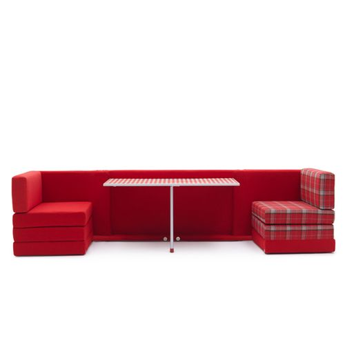 Tandem   Convertible Sofa   Emanuele Magini   Campeggi | Milano | Pinterest  | Tandem And Spaces Photo