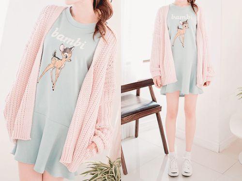 Japanese fashion // So cute ^o^