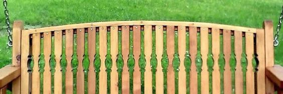 Bench Swing Sets Built To Last Decades Forever Redwood Outdoor Patio Swing Bench Swing Swing Set