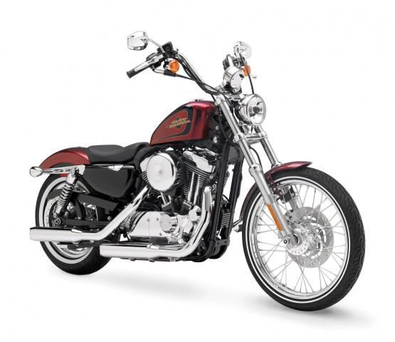 2012 Harley-Davidson Sportster Seventy-Two - Price, Specs, and Photos