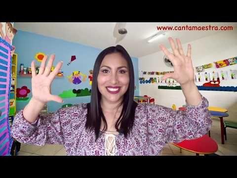 Nuevas Canciones Para Jugar Con Las Manos Youtube Letras De Canciones Infantiles Canciones De Niños Canciones Infantiles