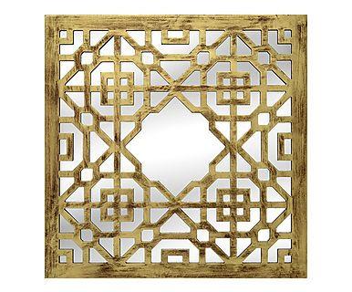 Espelho de Parede Belle - 39,5x39,5cm