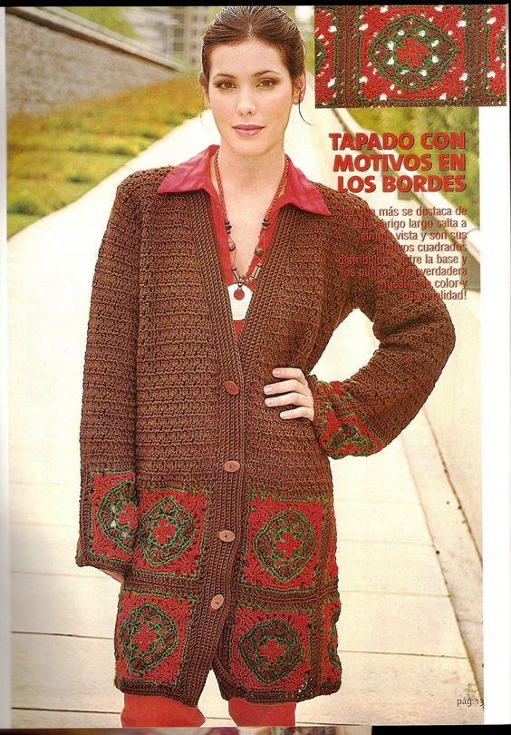 patrones gratis de ganchillo,por temporadas,patrones primavera,patrones invierno,patrones entretiempo,patrones otono,patrones verano,patrones de revistas.