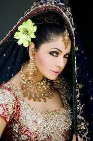 Traditionele iraanse bruid.