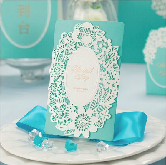 Tiffany Wedding Invitations as best invitations ideas