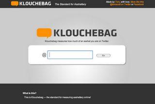 Herramienta para medir la reputación en internet: Klouchebag
